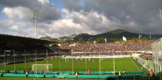 Stadio Artemio Franchi vom AC Florenz