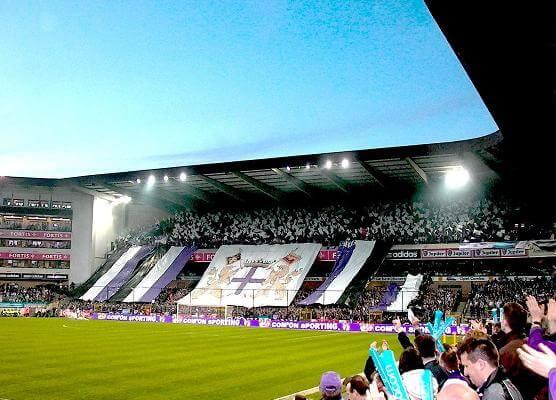 Fans RSC Anderlecht