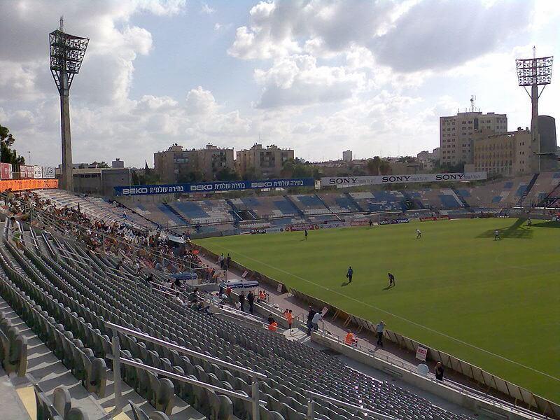 Bloomfield Stadion, Stadion von Maccabi Tel Aviv