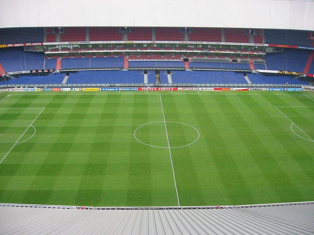 Feyenoord Stadion von Feyenoord Rotterdam
