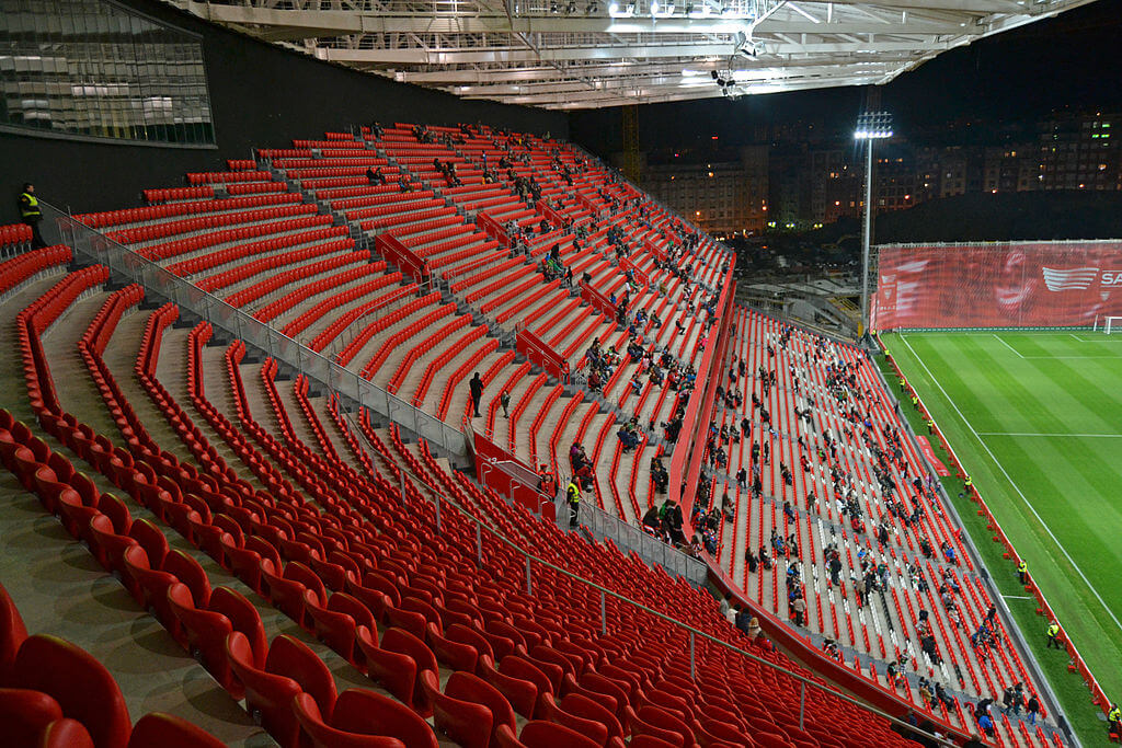 San Mames, Stadion von Atletic Bilbao