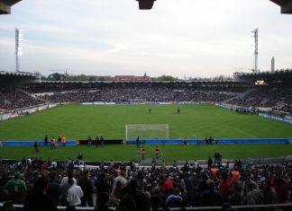 Stade Chaban-Delmas, Altes Stadion von Girondins Bordeaux