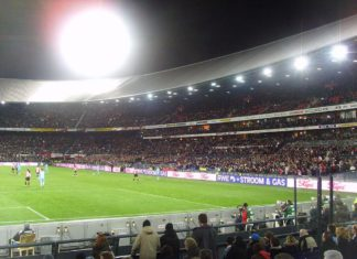 StadionFeyenoord, Stadion von Feyenoord Rotterdam