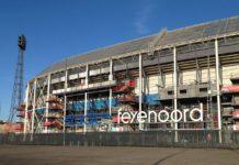 Aussenansicht Stadion Feyenoord Rotterdam