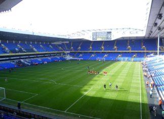 White Hart Lane, Stadion Tottenham Hotspur