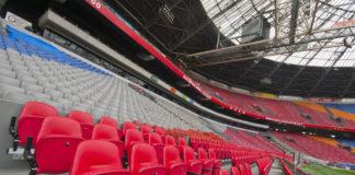 Amsterdam Arena Sitzreihe