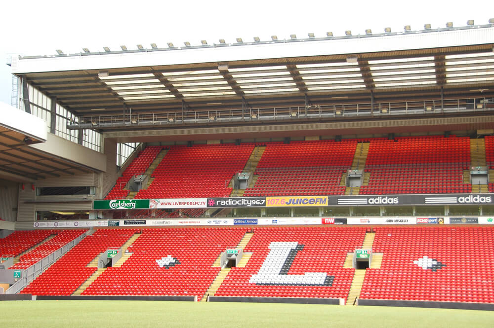 Anfield Stadion FC Liverpool