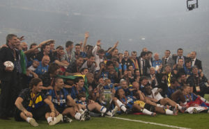 Champions-League-Sieger Inter Mailand