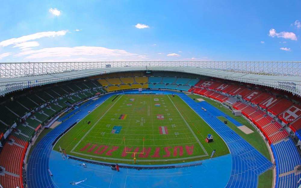 Ernst-Happel-Stadion, Rapid Wien Spielstätte Europa League