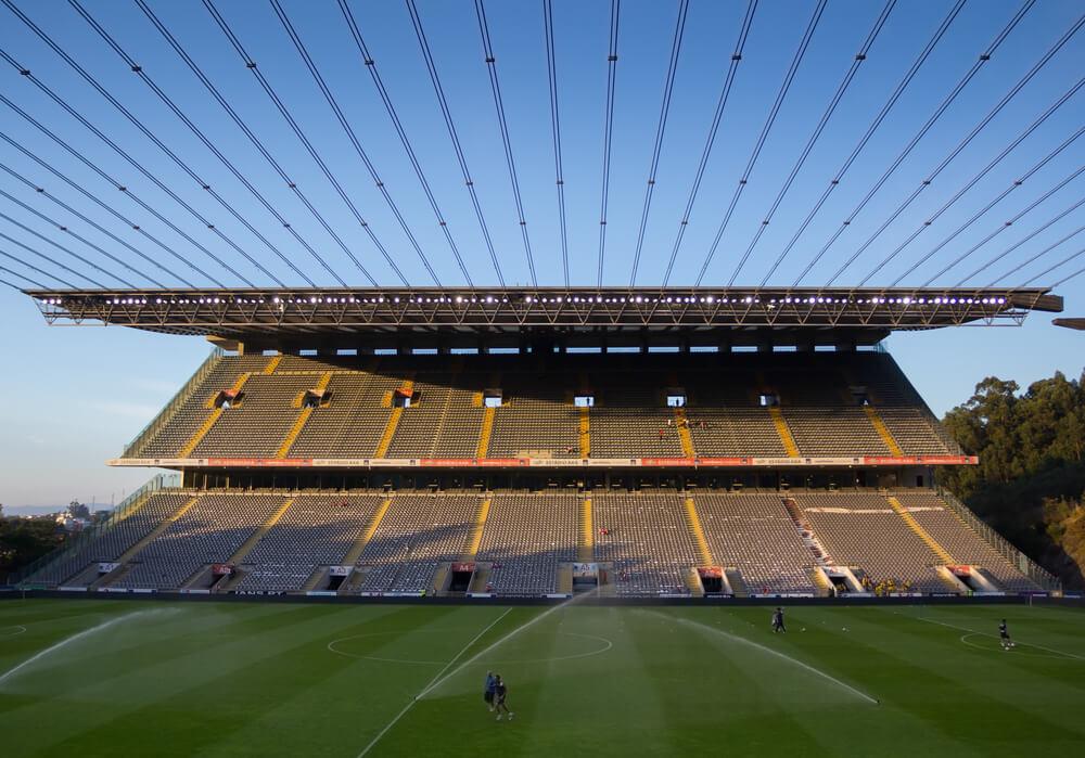 Estadio Municipal de Braga, Sporting Braga Stadion