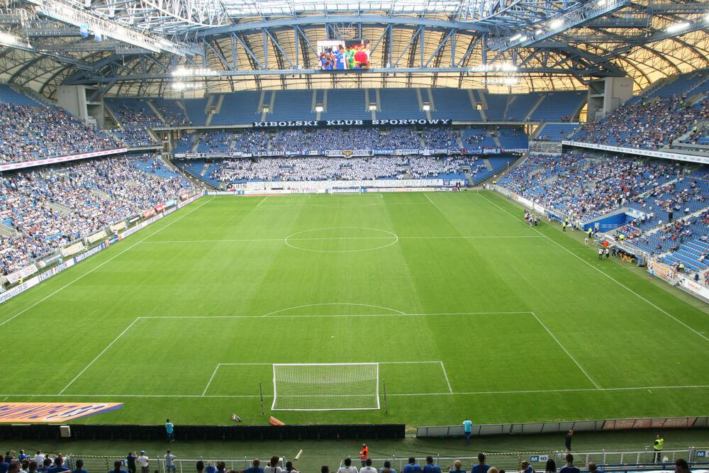 INEA Stadion Lech Poznan