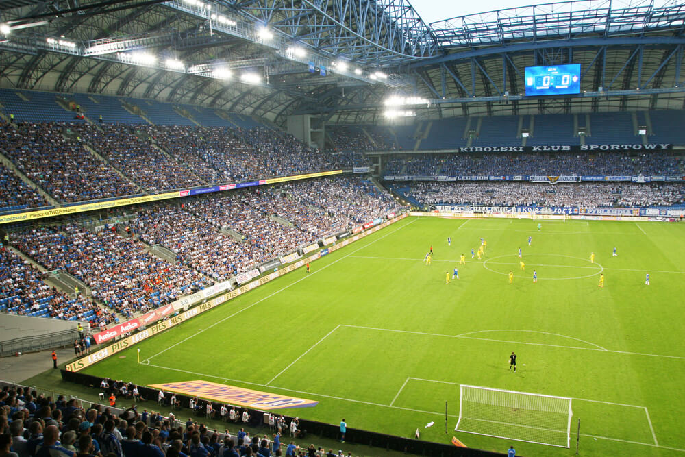 Inea Stadion, Stadion Lech Poznan