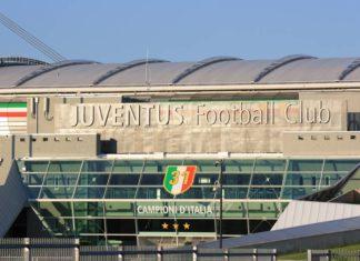 Juventus Turin Stadion Juventus Stadium
