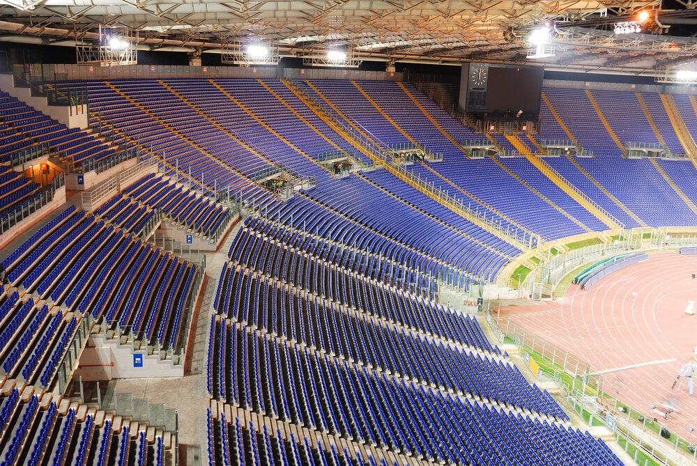 Olympiastadion Lazio Rom