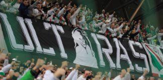 Ultras Legia Warschau