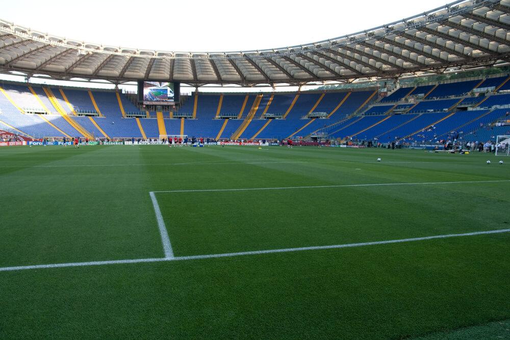 Olympiastadion Rom, Stadion Lazio Rom