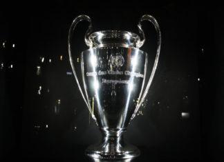 Pokal des Champions League Siegers