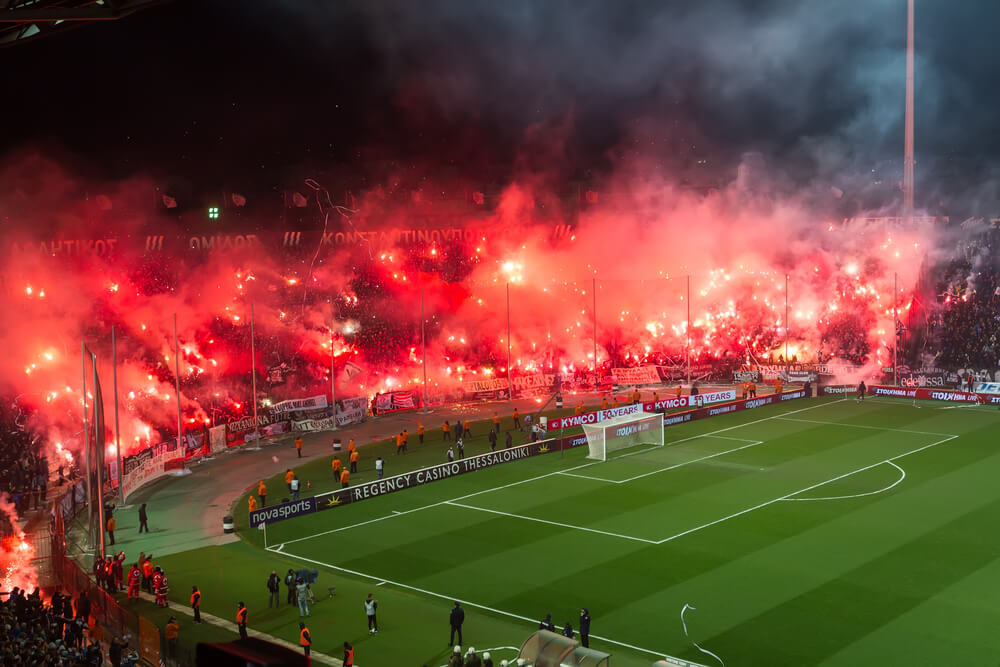 Das Sind Die Heissesten Fussballderbys In Europa Europapokal De