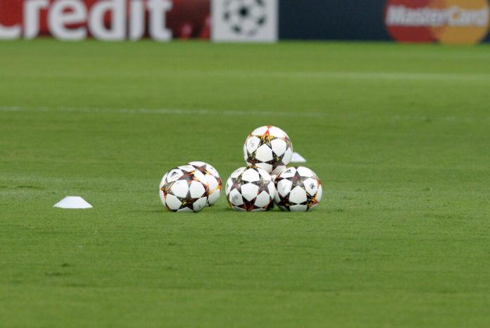 Spielbälle Champions League
