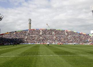 Stade Velodrome von Olympique Marseille