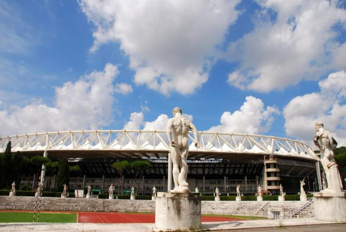 Olympiastadion AS Rom