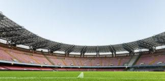 San Paolo Stadion SSC Neapel