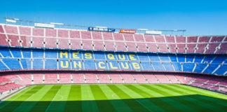 Camp Nou - Stadion vom FC Barcelona