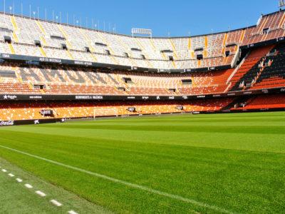 Estadio Mestalla, Stadion vom FC Valencia