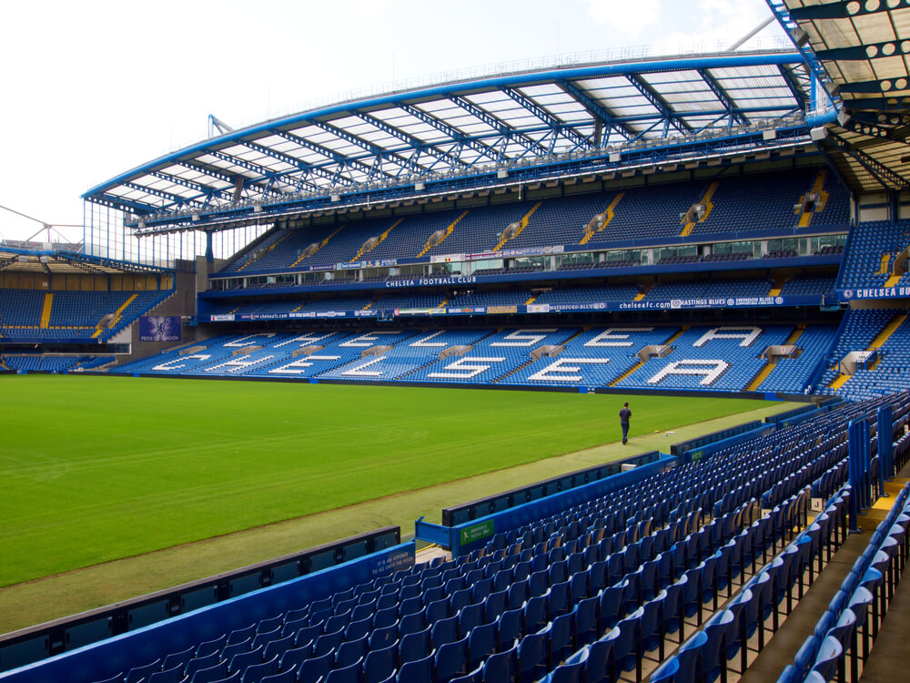 Stamford Bridge, Chelsea London Stadion