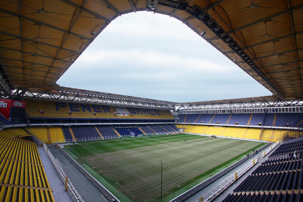 Şükrü-Saracoğlu-Stadion, Stadion von Fenerbahce Istanbul