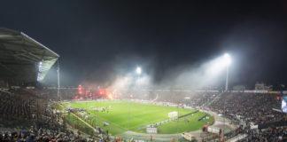 Toumba Stadion, PAOK Saloniki