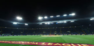 UEFA Cup Spiel Metalist Charkiv