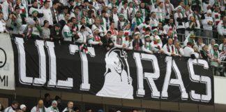 Utras Legia Warschau