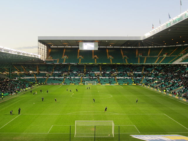 Celtic Park Celtic Glasgow