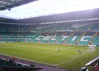 Celtic Park, Stadion Celtic Glasgow