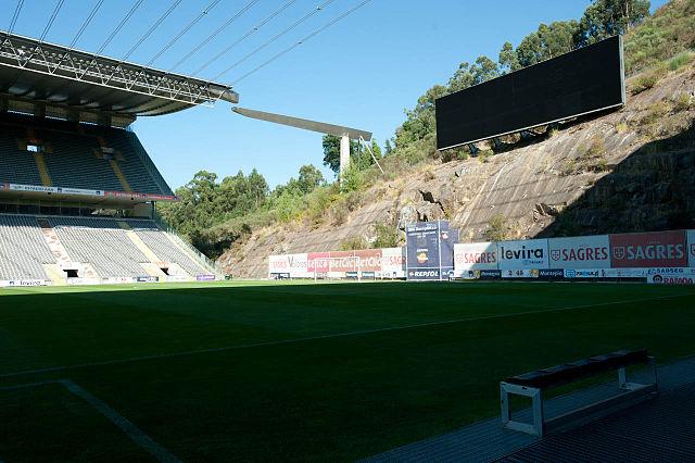 Stadion Sporting Braga, Estádio Municipal de Braga