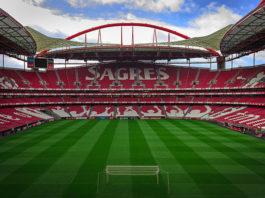 Estadio da Luz Innenbereich, Stadion Benfica Lissabon