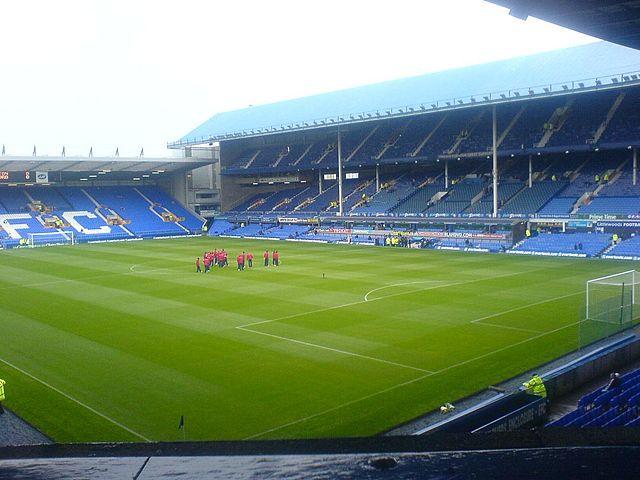 Goodison-Park, Stadion FC Everton