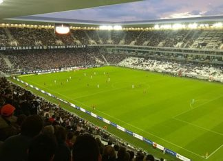 Stade Matmut-Atlantique, Girondins Bordeaux