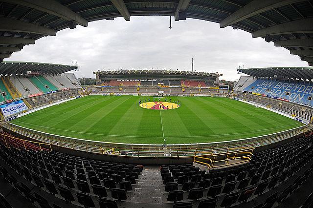 Jan-Breydel-Stadion, Stadion FC Brügge
