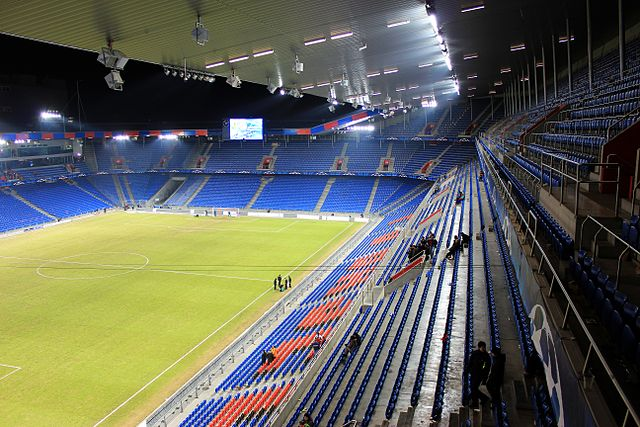 St.-Jakob-Park, Stadion FC-Basel
