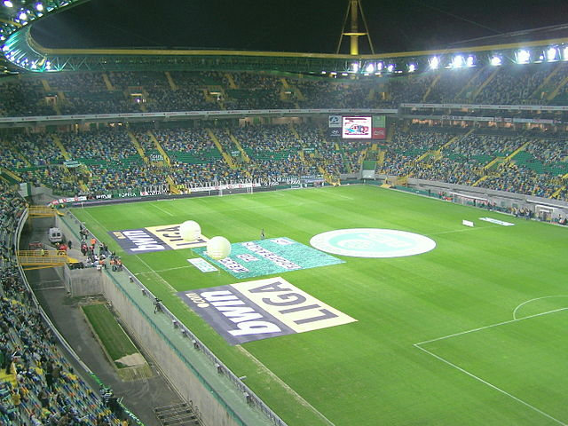 Estádio José Alvalade XXI, Stadion Sporting Lissabon
