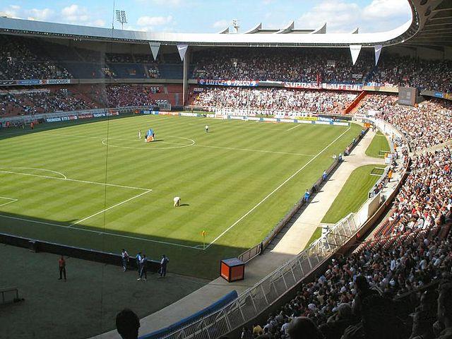 Prinzenparkstadion, Stadion Paris Saint-Germain