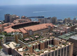 Stade Louis II, Stadion AS Monaco