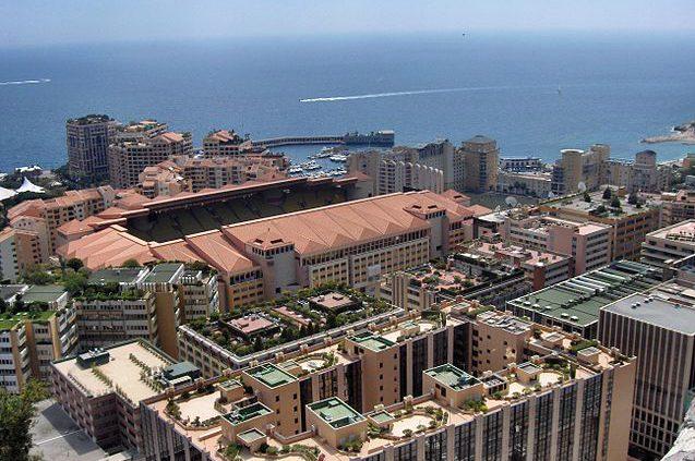 Stade Louis II, Stadion AS Monaco
