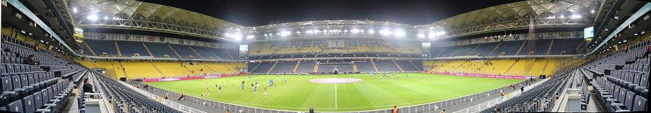 Fenerbahçe_Şükrü_Saracoğlu_Stadion