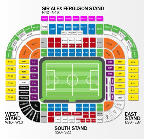 Stadionplan_Old_Traffor_Manchester_United