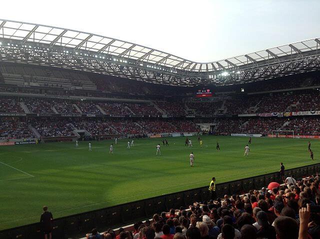 Stade-de-Nice-Allianz-Riviera OGC Nizza