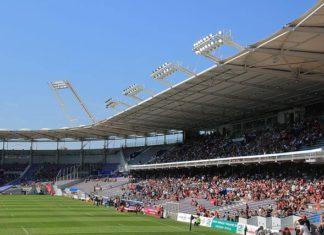 Stadium de Toulouse Innenansicht