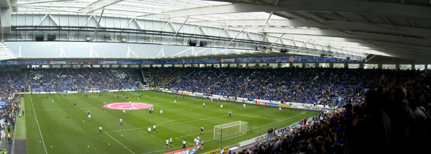 King Power Stadion Leicester City